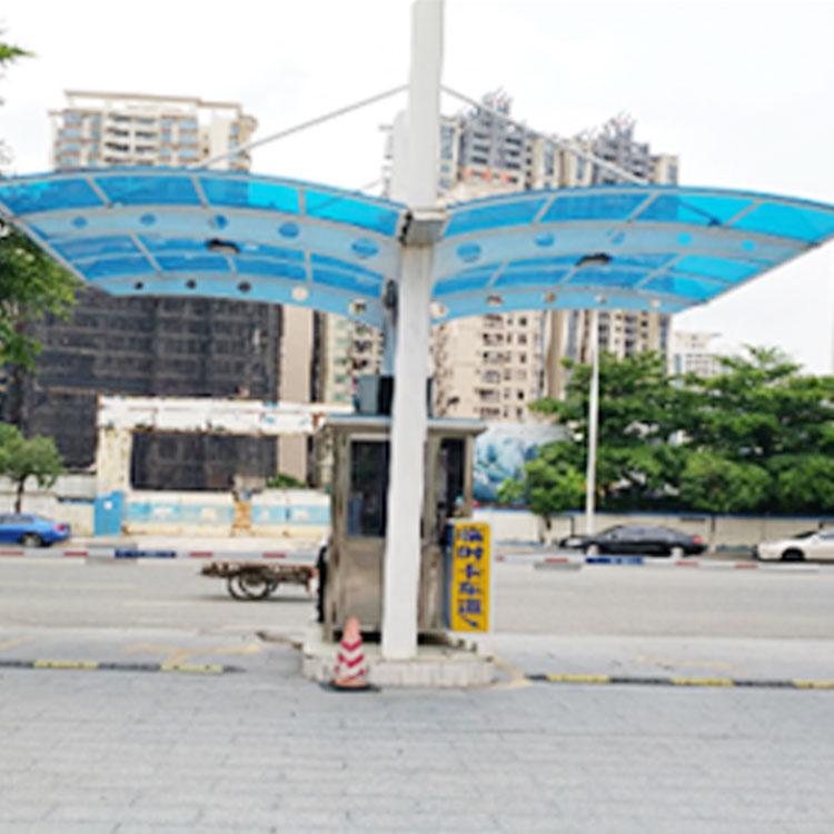 东莞长安百汇金融中心弱电工程