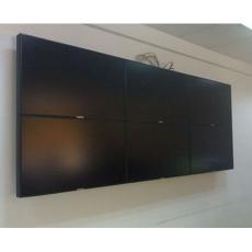 原装进口46寸液晶拼接屏 会议室显示设备拼接屏