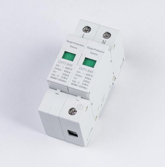 CNOBLE 防雷浪涌保护器B40KA 420V 2P 2P/20-B40KA/