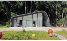 园龙山公园公厕建设工程